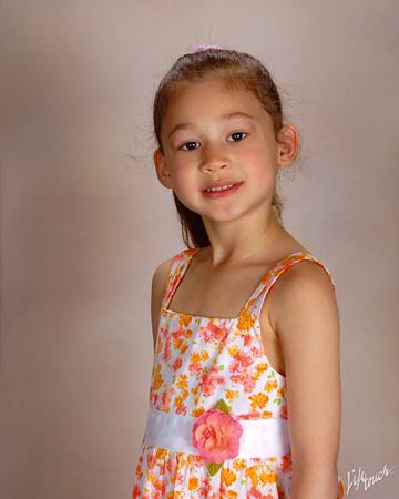 Nicole, age 5