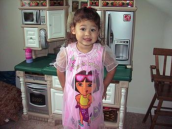 Dora Nightgown